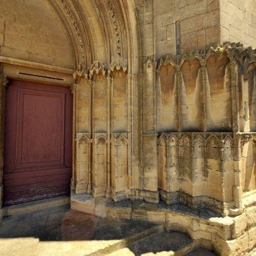 Cathédrale Saint-Nazaire - Attraction touristique - Béziers
