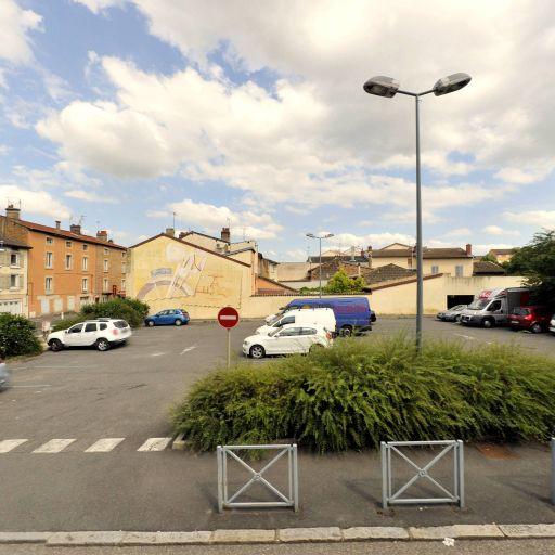 Parking Gardenet - Parking - Mâcon