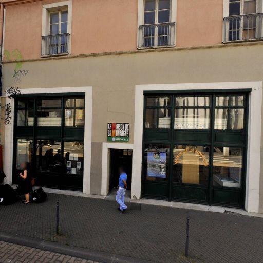 Maison de la Montagne - Conseil départemental, conseil régional - Grenoble