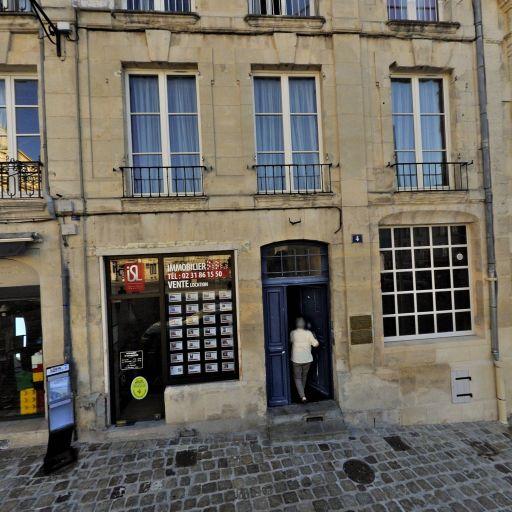 Saint Louis Immobilier - Agence immobilière - Caen