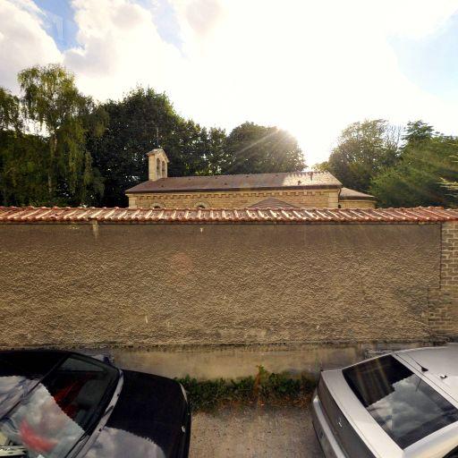 Chapelle Foujita - Sites et circuits de tourisme - Reims
