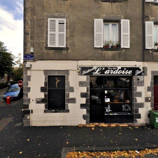 Barbier EURL - Siège social - Clermont-Ferrand