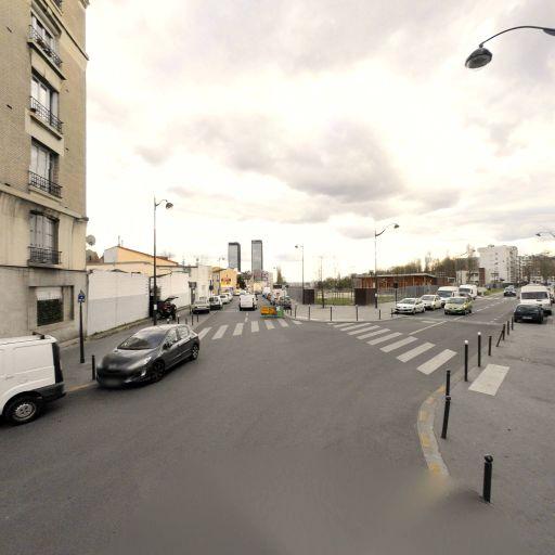 Station Vélib' Evariste Galois - Vélos en libre-service - Paris