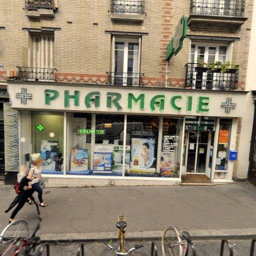 Pharm Chaibi - Pharmacie - Paris