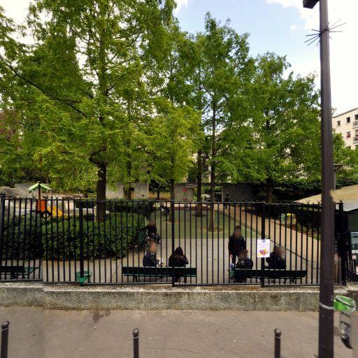 Square de la Villa Sainte-croix - Parc, jardin à visiter - Paris