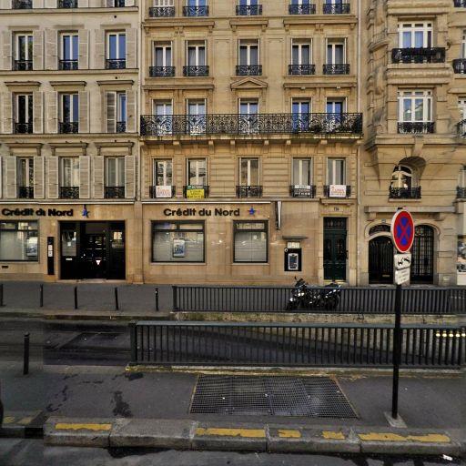 Leloir Marion - Bibliothèque et médiathèque - Paris