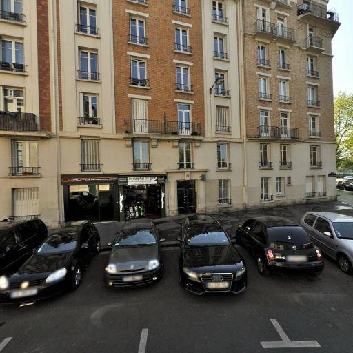 Square Du Graisivaudan - Parc et zone de jeu - Paris