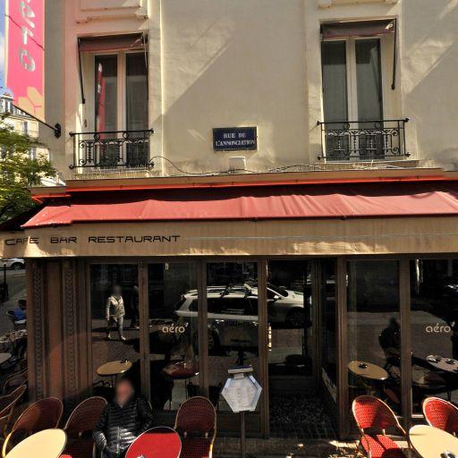 Aéro - Restaurant - Paris