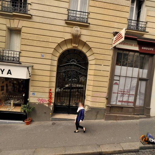 David Immo Montmartre-Abbesses - Administrateur de biens - Paris