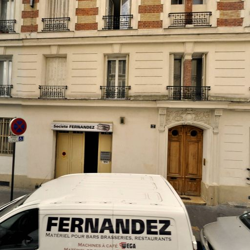 Fernandez Sté - Matériel pour restaurants - Paris