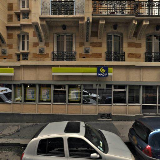 MACIF Assurances - Société d'assurance - Paris
