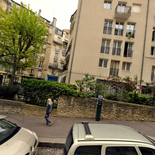 Résidence appartement Lamarck CASVP - Maison de retraite et foyer-logement publics - Paris