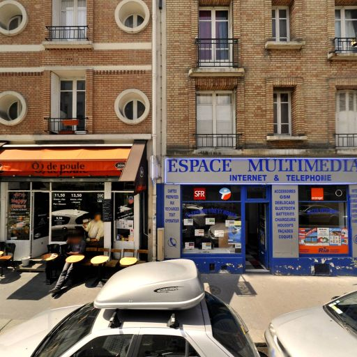 Sam coiffure - Coiffeur - Paris