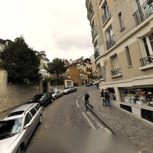 Bateau-Lavoir - Attraction touristique - Paris