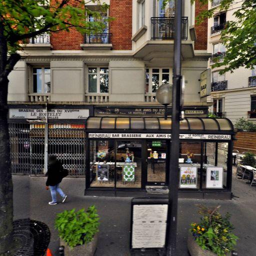 Pierri Aménagement - Agencement de magasins - Paris