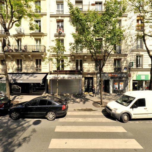 Abel Grandjean Sabine - Orthoptiste - Paris