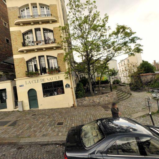 Square Roland Dorgeles - Parc, jardin à visiter - Paris