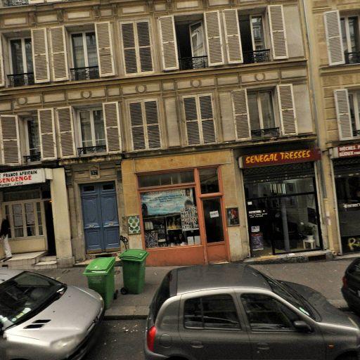 Jacq John - Interprète - Paris