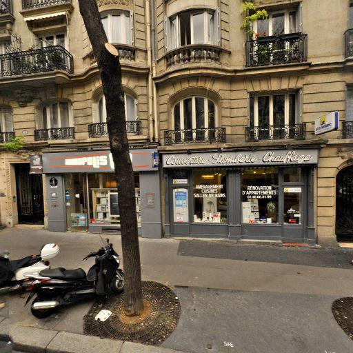 Valverde Patric - Agencement de magasins - Paris