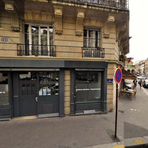 Lamarck Barber - Coiffeur - Paris