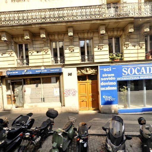 Socade SARL - Fabrication de chaussures et accessoires - Paris