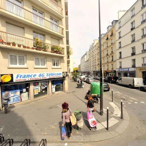 Square Marc Seguin - Parc, jardin à visiter - Paris