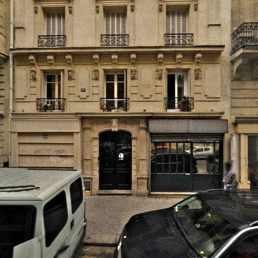 Champniers Elodie - Orthophoniste - Paris