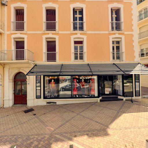 Appartement d'une chambre a Biarritz avec magnifique vue sur la ville et WiFi a 50 m de la plage - Parking public - Biarritz