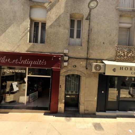 Horlogerie Gendron - Réparation horlogerie - Montpellier