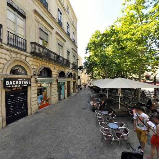 La Terrasse du Marché aux Fleurs - Location d'appartements - Montpellier