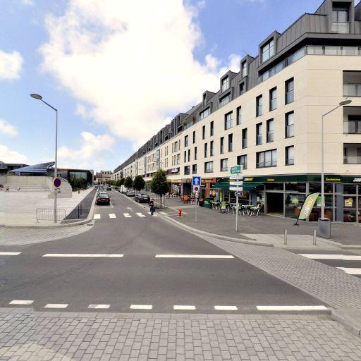 Parking gare Saint-Malo - EFFIA - Parking public - Saint-Malo