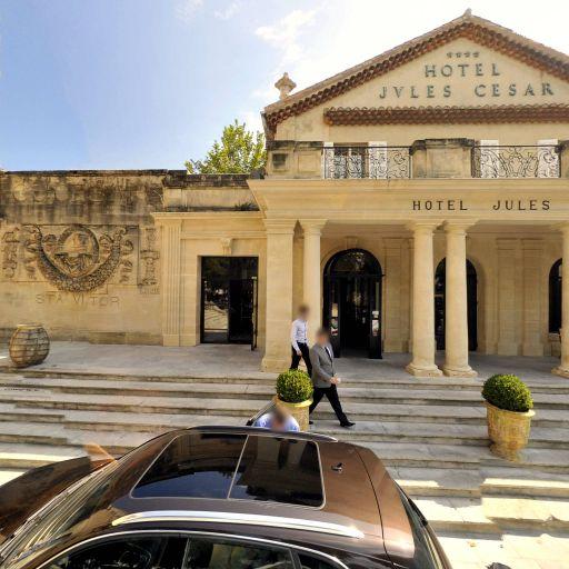 Hôtel & Spa Jules César Arles - MGallery - Restaurant - Arles