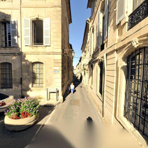 Hôtel Courtois de Langlade - Attraction touristique - Arles