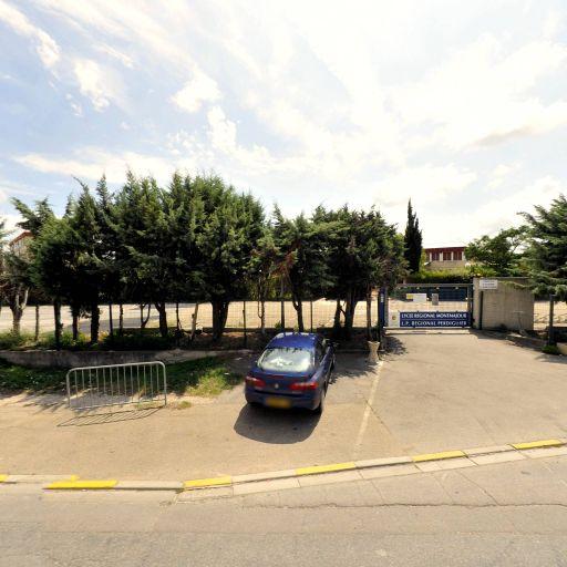 Section d'enseignement professionnel du lycée Montmajour - Lycée professionnel public - Arles