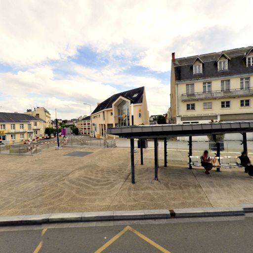 Parking Gare Sud - Parking - Laval