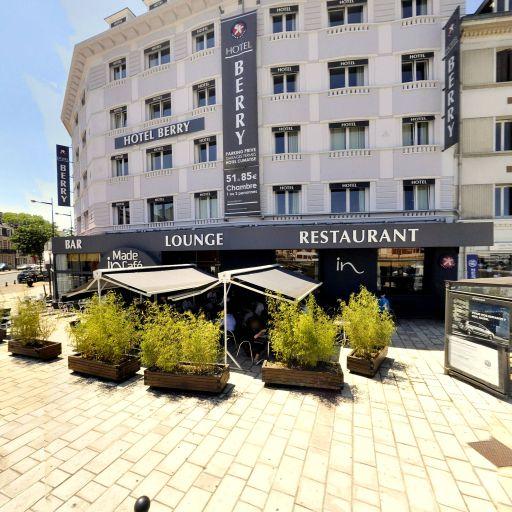 The Originals City, Hôtel Le Berry, Bourges - Rénové 2020 - Résidence de tourisme - Bourges