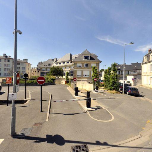 Parking Saint-Fulgent - Parking - Bourges