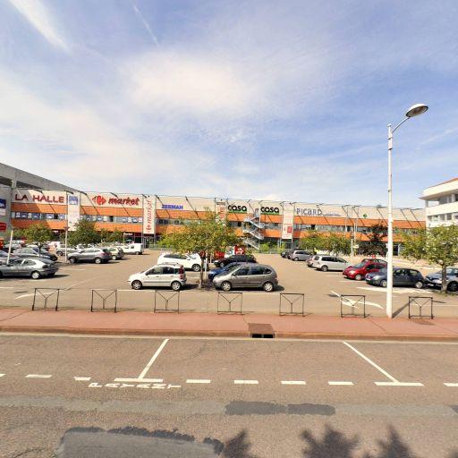 Parking Saint-Louis - Parking - Roanne