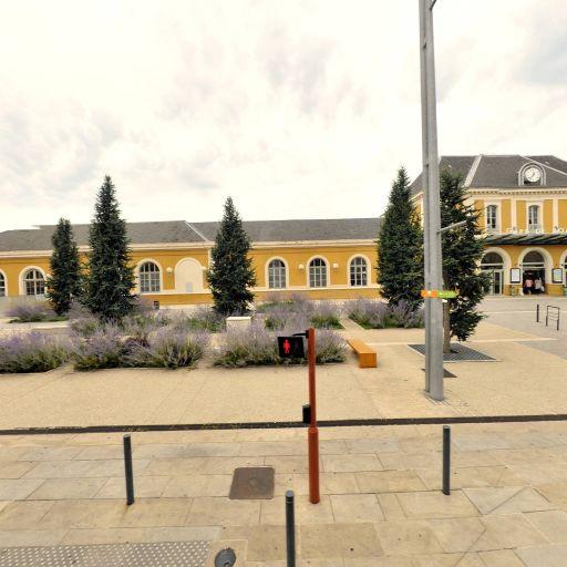 Gare Routière - Transport touristique en autocars - Roanne