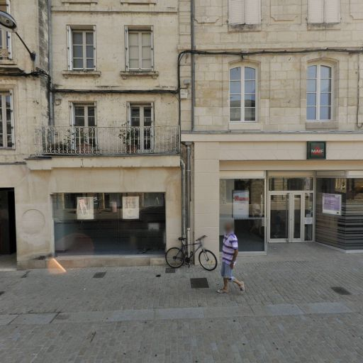 l'As Qui Court Vla - Café bar - Niort