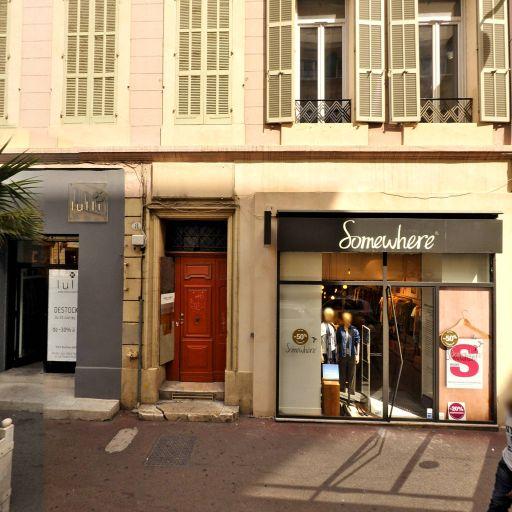 Atelier San Gregorio - Architecte - Marseille