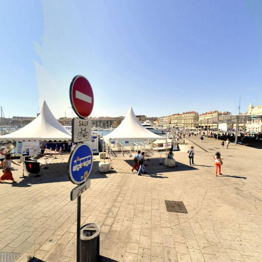 Gare Maritime Frioule If Express - Terminal Ferry - Marseille