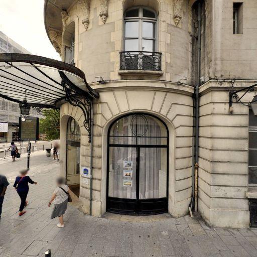 Best Western Continental Pau Centre - Restaurant - Pau