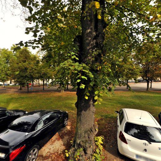 Parking Leopold - Parking public - Nancy