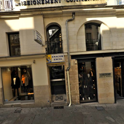 Enacom - Enseignement supérieur privé - Nantes