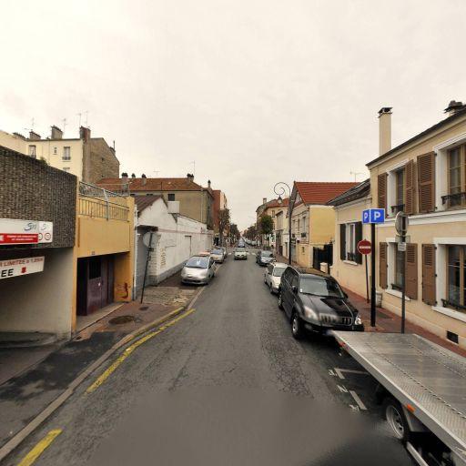 Adamville - Parking public - Saint-Maur-des-Fossés