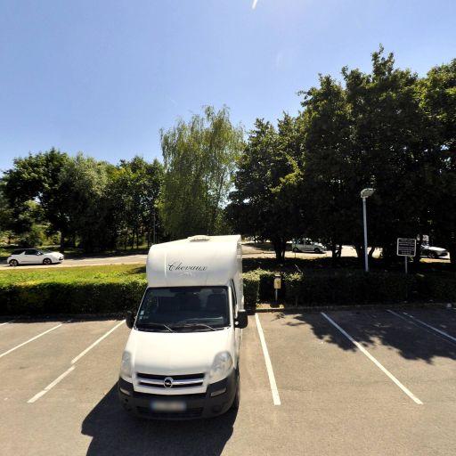 Parking Moulin de Brou - Parking - Bourg-en-Bresse