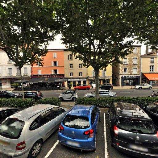 Parking Libération - Parking - Villefranche-sur-Saône