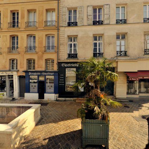 Q-Park France - Parking public - Versailles