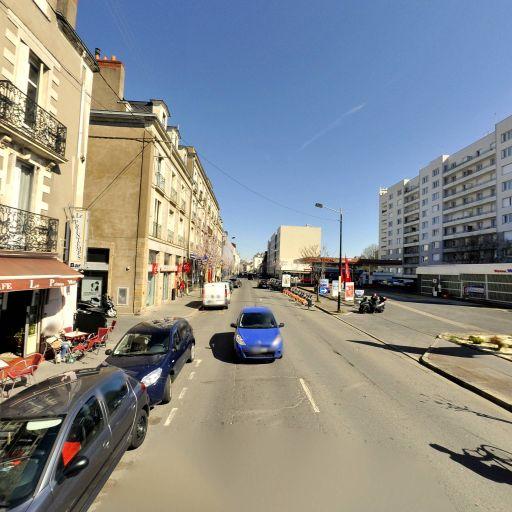 Barber Street - Barbier - Nantes